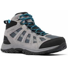 Columbia Redmond III Mid Waterproof Shoes Men, graphite/black